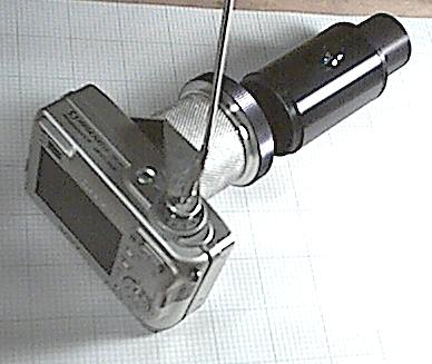 Digital Camera Adapter For Telescopes